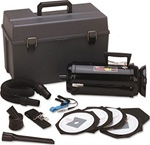 High Quality Black DataVac ESD Safe Pro 3 Professional Cleaning System w/Case
