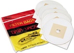 High Quality 5 Pack DataVac Disposable Bags for Pro Cleaning Systems