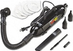 High Quality Black DataVac Steel Vacuum/Blower w/Accessories