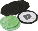 High Quality 5 Pack DataVac Replacement Bags for Pro Cleaning Systems