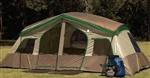 Brand New 8 Person 3 Room Texsport Sequoia Pass Camping Tent