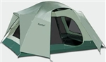 Brand New 8 Person Tetragon Camping Tent