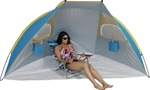 Brand New Portable Beach Cabana Tent