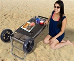 Brand New Table Beach Cart