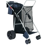 Brand New All Terrain Beach Cart with Ultra Wide Wheels