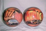 Matt Kenseth Bowling Ball