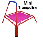 Mini Children Trampoline