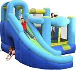 Ultimate Combo Center Bouncer Bouncy House with Blower