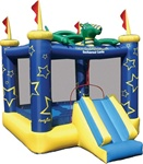 Dragon Castle Bouncer Bouncy House With Blower