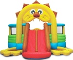 Lion's Den Bouncer Bouncy House With Blower