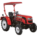High Quality 20HP 4WD Tractor w/ Agricultural Tires
