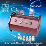 Brand New 2010 Nova NV-900B Diamond / Crystal Microdermabrasion Machine