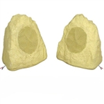 Environmental Sandstone Spa Rock Speaker Pair