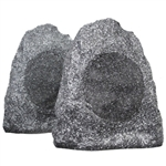 "6.5"" Outdoor Rock Speakers"
