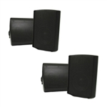 300 Watt Indoor / Outdoor Black Speakers