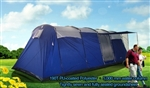 Brand New 8 Person 4 Room Camping Tent