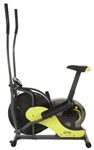 Dual Fitness Elliptical Trainer