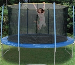 High Quality 10 Foot Trampoline Value Set