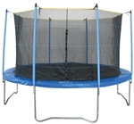 High Quality 12 Foot Trampoline Value Set