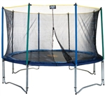 High Quality 14 Foot Outdoor Trampoline Set