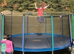 High Quality 15 Foot Trampoline Enclosure