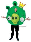 Angry Birds King Pig Halloween Costume