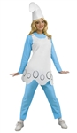Smurfette Adult Halloween Costume