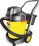 High Quality High Quality Black & Yellow 12.5 Gallon Wet/Dry Vac