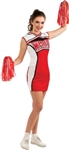 GLEE Cheerleader Halloween Costume