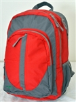Red Bullet Proof School / Travel Bag Backpack Shield