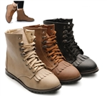 Military Army Lace Up Combat Boots