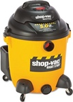 High Quality Yellow & Black Shop Vac Economical Wet/Dry Vacuum w/ 12 Gallon Capacity