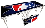 High Quality 8ft King Size Major League Beer Pong Table