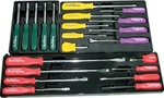 High Quality HDC 22 Piece Screwdriver / Nutdriver Tool Set
