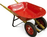 High Quality Speedway Series Two Wheel Wheelbarrow