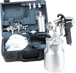 High Quality 15 Pc Spray Gun Touch Up Kit