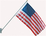 High Quality 3 x 5 American Flag Pole Kit