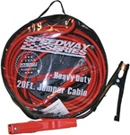 High Quality 20 Ft Speedway 8 Gauge  Jumper Cables