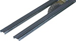 "High Quality 9"" x 72"" Steel 1/2 Ton ATV / Truck Loading Ramps"