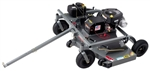 "Swisher 18.5 HP 60"" Electric Start Finish Cut Trail Mower"