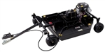 "Swisher 18.5 HP 52"" Electric Start Rough Cut Trailcutter"