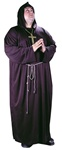 Monk Plus Size Halloween Costume