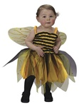 Queen Bee Infant Halloween Costume