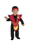 Tiny Ninja Halloween Costume