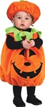Pumpkin Plush Halloween Costume