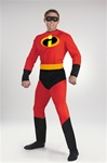 Mr. Incredible Adult Halloween Costume