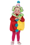 Clown Plush Halloween Costume