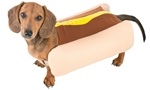 Hot Dog Pet Halloween Costume