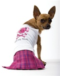 Bad Girl Dog Halloween Costume
