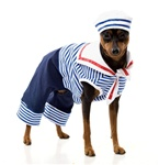 Sailor Dog Halloween Costume